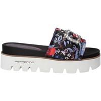 kengät Naiset Sandaalit Fornarina PE18FE2901 Musta