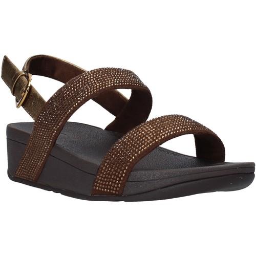 kengät Naiset Sandaalit ja avokkaat FitFlop T77-012 Ruskea