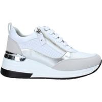 kengät Naiset Matalavartiset tennarit Keys K-4150 Valkoinen