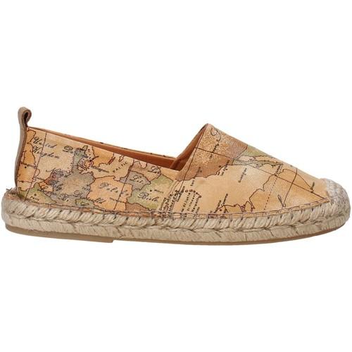 kengät Lapset Espadrillot Alviero Martini P189 9430 Ruskea