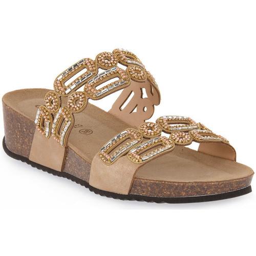 kengät Naiset Sandaalit Grunland CIPRIA 70 ANIN Rosa