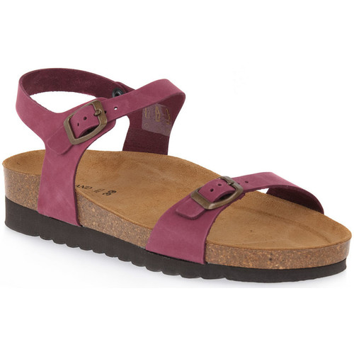kengät Naiset Sandaalit ja avokkaat Grunland BORDO 11HOLA Rosso