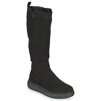kengät Naiset Saappaat Jana KAMIRA Musta