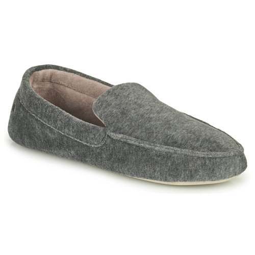 kengät Miehet Tossut Isotoner 96774 Harmaa
