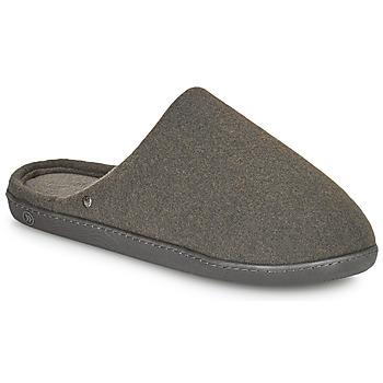 kengät Miehet Tossut Isotoner 98033 Harmaa