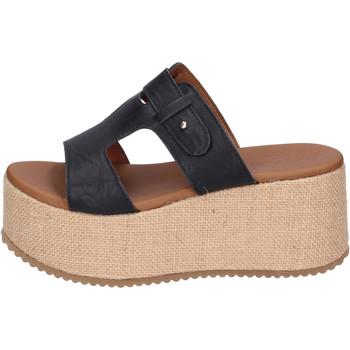kengät Naiset Sandaalit Sara Collection Sandaalit BJ922 Musta