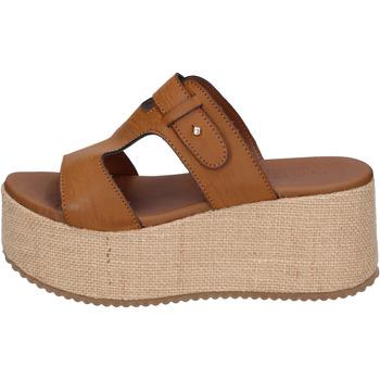 kengät Naiset Sandaalit Sara Collection Sandaalit BJ923 Ruskea