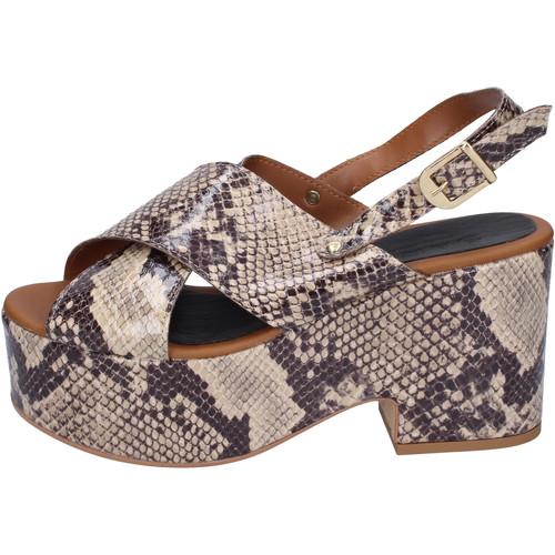 kengät Naiset Sandaalit ja avokkaat Sara Collection Sandaalit BJ932 Beige