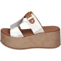 kengät Naiset Sandaalit Sara Collection BJ935 Hopea