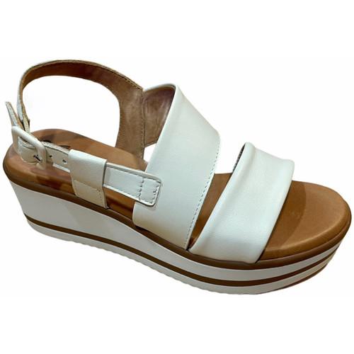 kengät Naiset Sandaalit ja avokkaat Susimoda SUSI2909bia bianco