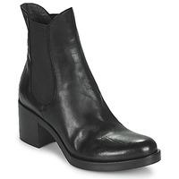 kengät Naiset Nilkkurit Fru.it ADRIANA Musta