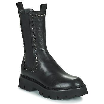 kengät Naiset Bootsit Fru.it ALOISA Musta