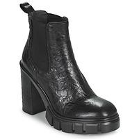 kengät Naiset Nilkkurit Fru.it CAMILLA Musta