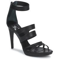 kengät Naiset Sandaalit ja avokkaat Paul & Joe STARGATE Black