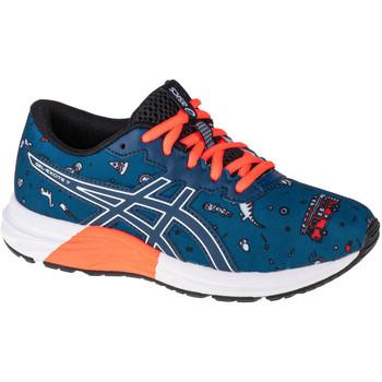 kengät Lapset Juoksukengät / Trail-kengät Asics Gel-Excite 7 GS Bleu