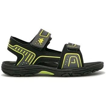 kengät Lapset Sandaalit ja avokkaat Kappa Paxos K Mustat, Harmaat, Keltaiset