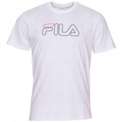 vaatteet Miehet Lyhythihainen t-paita Fila Paul Tee M Valkoiset