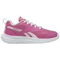 kengät Lapset Juoksukengät / Trail-kengät Reebok Sport Rush Runner Vaaleanpunaiset