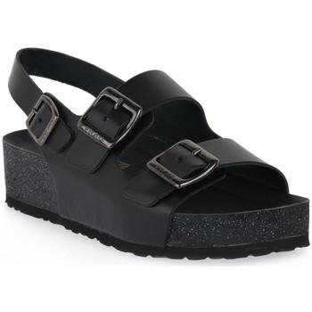 kengät Naiset Sandaalit ja avokkaat Frau NERO NATURAL Nero
