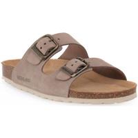 kengät Naiset Sandaalit Grunland TAUPE 60 SARA Marrone