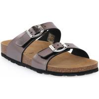 kengät Naiset Sandaalit Grunland ANTRACITE 4SARA Grigio