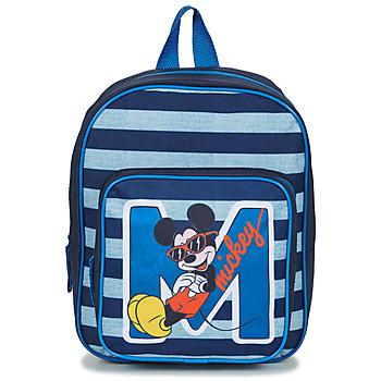 laukut Pojat Reput Disney SAC A DOS MICKEY 31 CM Laivastonsininen
