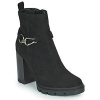 kengät Naiset Nilkkurit Only  Musta