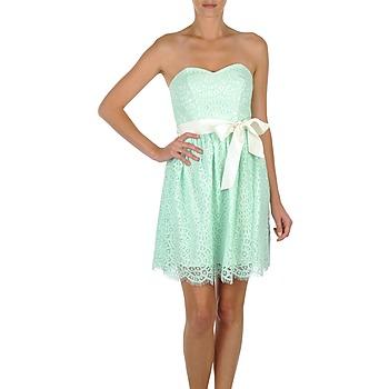 vaatteet Naiset Lyhyt mekko Morgan RORT Green