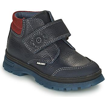 kengät Pojat Bootsit Pablosky 502923 Sininen