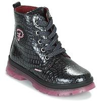 kengät Tytöt Bootsit Pablosky 404157 Musta