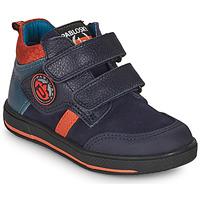 kengät Pojat Bootsit Pablosky 503523 Sininen