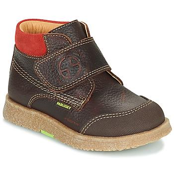 kengät Pojat Bootsit Pablosky 502593 Ruskea