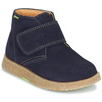 kengät Pojat Bootsit Pablosky 502228 Laivastonsininen
