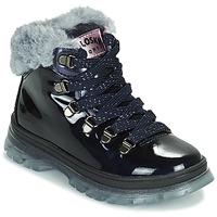 kengät Tytöt Bootsit Pablosky 404429 Laivastonsininen