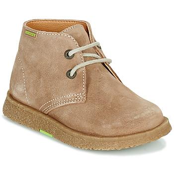 kengät Pojat Bootsit Pablosky 502148 Kamelinruskea
