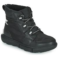 kengät Naiset Bootsit Sorel SOREL EXPLORER II CARNIVAL SPORT Musta