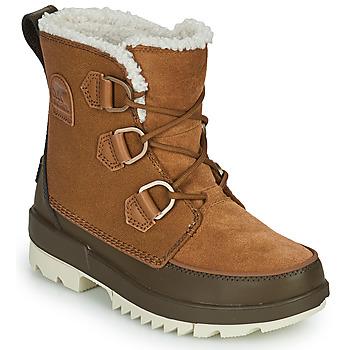 kengät Naiset Bootsit Sorel TORINO II Ruskea