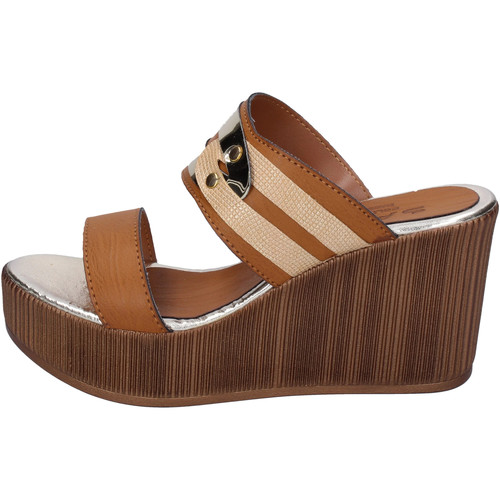 kengät Naiset Sandaalit Sara Collection Sandaalit BJ939 Ruskea
