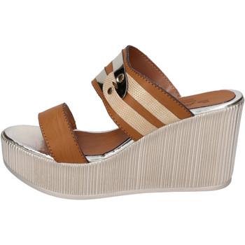 kengät Naiset Sandaalit Sara Collection Sandaalit BJ940 Ruskea