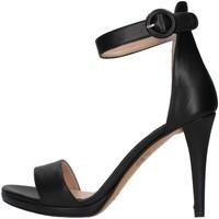 kengät Naiset Sandaalit ja avokkaat L'amour 200 BLACK