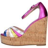 kengät Naiset Sandaalit ja avokkaat L'amour 631 FUCHSIA