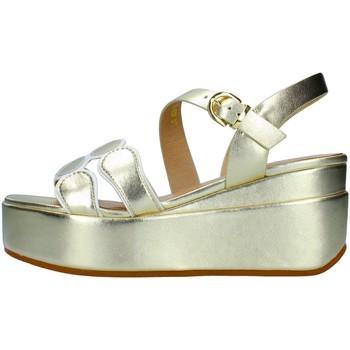 kengät Naiset Sandaalit ja avokkaat Luciano Barachini GL123E GOLD