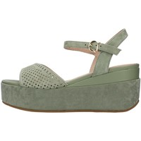 kengät Naiset Sandaalit ja avokkaat Luciano Barachini GL125P GREEN