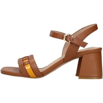 kengät Naiset Sandaalit ja avokkaat Luciano Barachini GL282R BROWN