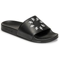 kengät Rantasandaalit adidas Originals ADILETTE Musta