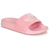kengät Naiset Rantasandaalit adidas Originals ADILETTE LITE W Vaaleanpunainen