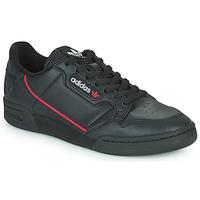 kengät Matalavartiset tennarit adidas Originals CONTINENTAL 80 VEGA Musta