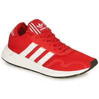 kengät Miehet Matalavartiset tennarit adidas Originals SWIFT RUN X Punainen / Valkoinen