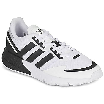 kengät Matalavartiset tennarit adidas Originals ZX 1K BOOST Valkoinen / Musta