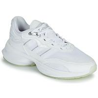 kengät Naiset Matalavartiset tennarit adidas Originals OZIKENIEL Valkoinen